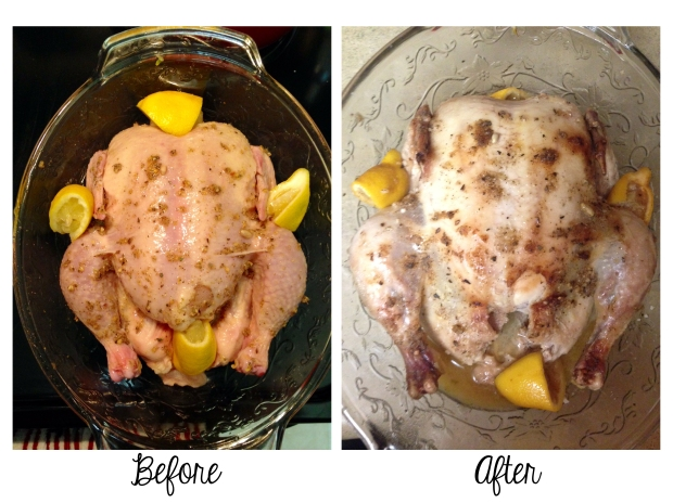 My Favorite Recipe- Miracle Chicken