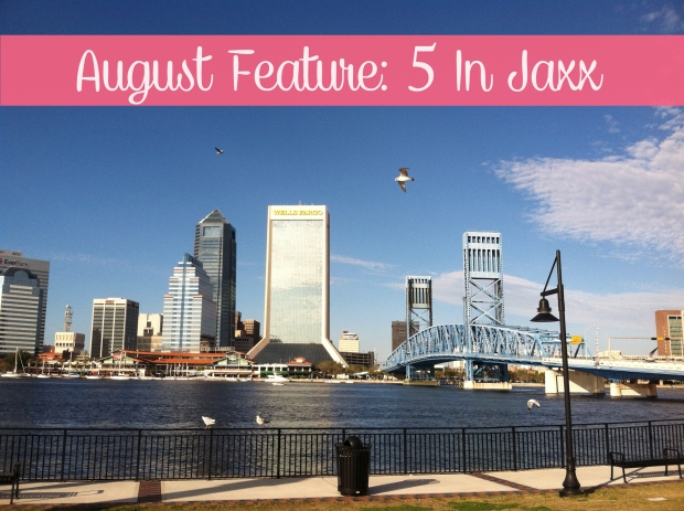 August Feature 5 In Jaxx