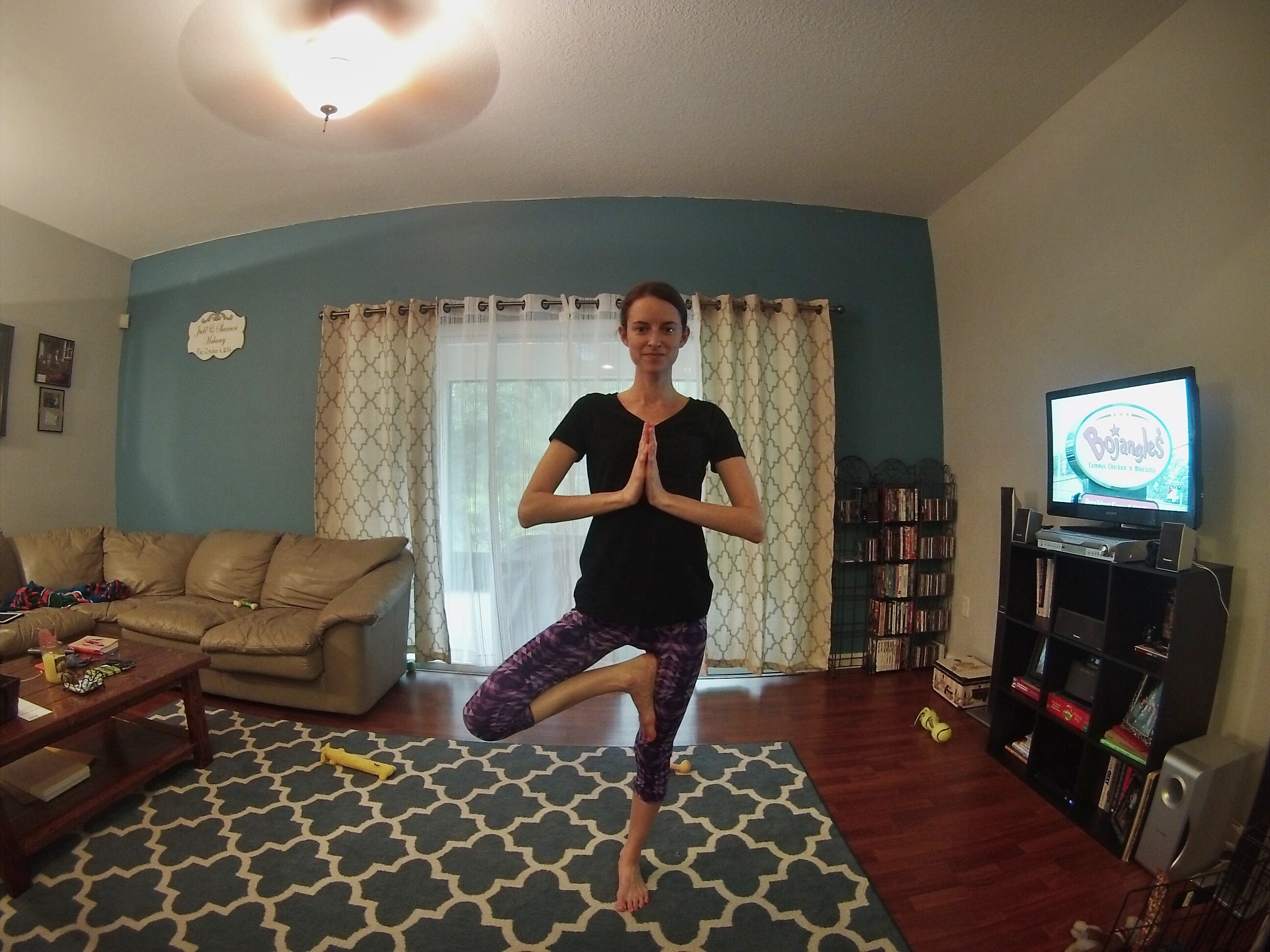 Tree Pose - Some Shananagins