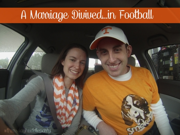 A Marriage Divided in Football