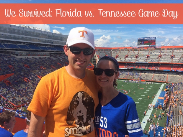 We Survived: Florida vs. Tennessee Game Day