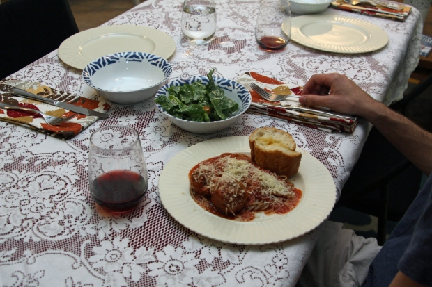 Our Italian Thanksgiving - Some Shananagins