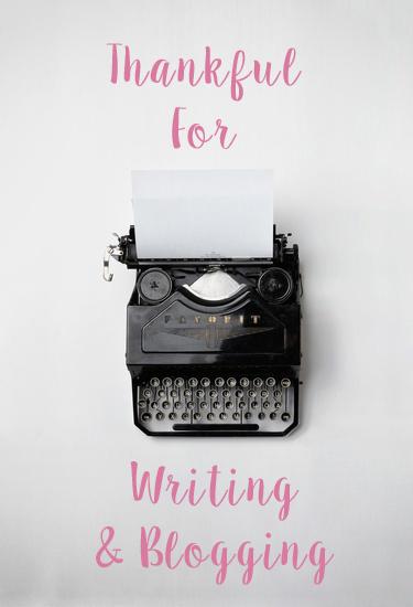 thankfulforwriting