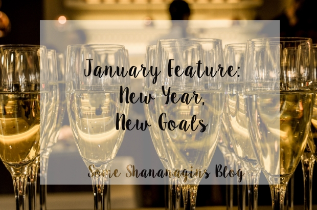 New Year, New Goals - Some Shananagins